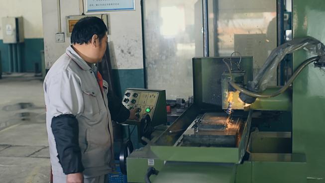 模具修整之银天金刚石刀头生产工艺