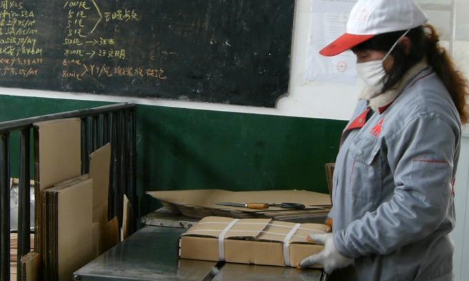 锯片包装之银天金刚石锯片生产工艺