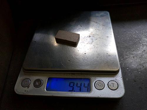 重量检测之银天金刚石刀头生产工艺