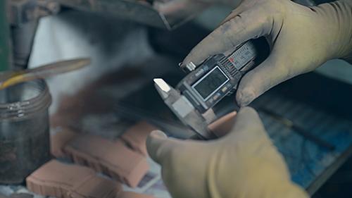 尺寸检测之银天金刚石刀头生产工艺