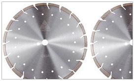 350激光焊接混凝土锯片