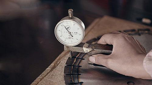 水平度检测之银天金刚石锯片生产工艺