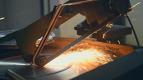 锯片抛光之银天金刚石锯片生产工艺